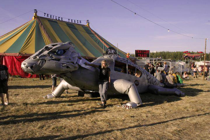 You are browsing images from the article: Czas na szaleństwo - The Beat-Herder Festival