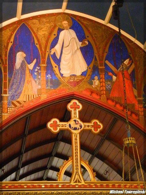 You are browsing images from the article: Witraże w brytyjskich kościołach
