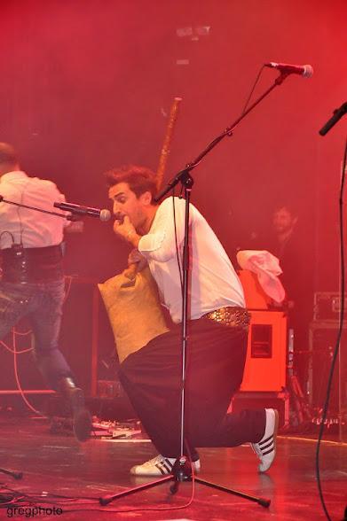 You are browsing images from the article: Galeria zdjęć z pierwszego koncertu Zakopower w UK! - Edynburg