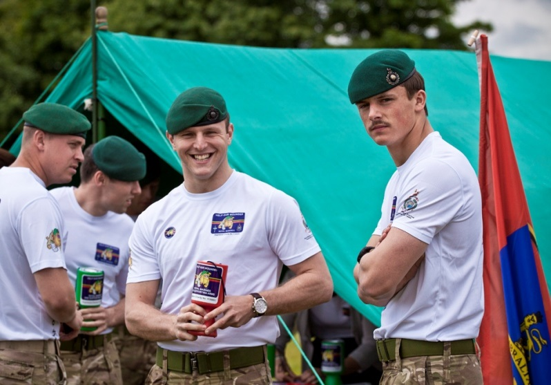 You are browsing images from the article: Stirling Military Show, czyli święto brytyjskiej armii