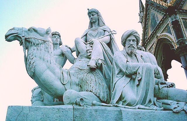 You are browsing images from the article: Albert Memorial - pomnik ku czci księcia Alberta