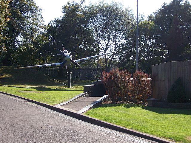 You are browsing images from the article: Battle of Britain Bunker - wojenne centrum obrony przeciwlotniczej Wielkiej Brytanii