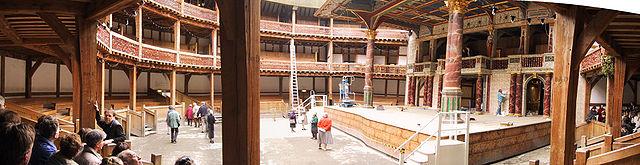 You are browsing images from the article: Shakespeare's Globe - rekonstrukcja słynnego teatru z czasów Szekspira
