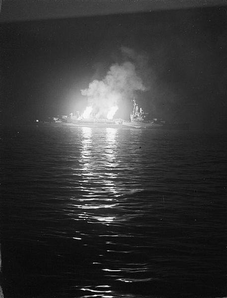 You are browsing images from the article: HMS Belfast - muzeum na brytyjskim okręcie wojennym