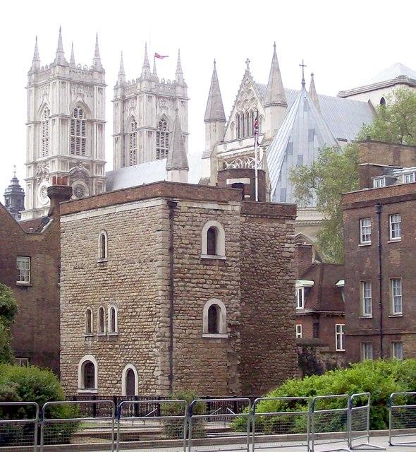 You are browsing images from the article: Jewel Tower - ocalała część dawnego Pałacu Westminsterskiego