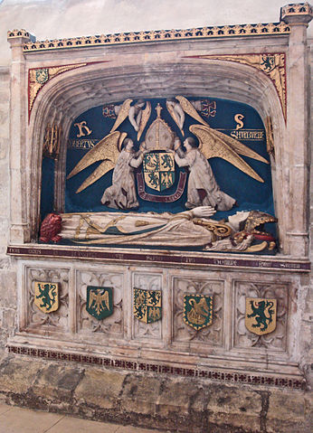 You are browsing images from the article: Chichester Cathedral - anglikańska katedra, punkt orientacyjny żeglarzy