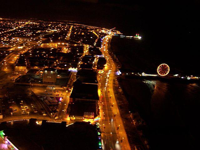 You are browsing images from the article: Blackpool - kurort wypoczynkowy i miasto dwupiętrowych tramwajów