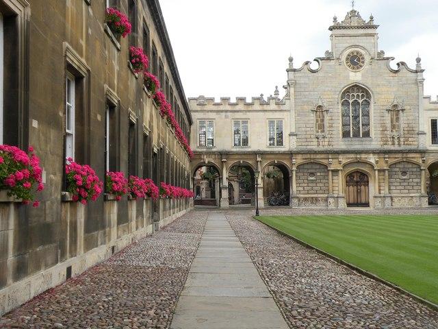 You are browsing images from the article: Cambridge - miasto, którym rozegrano pierwszy w historii mecz piłki nożnej