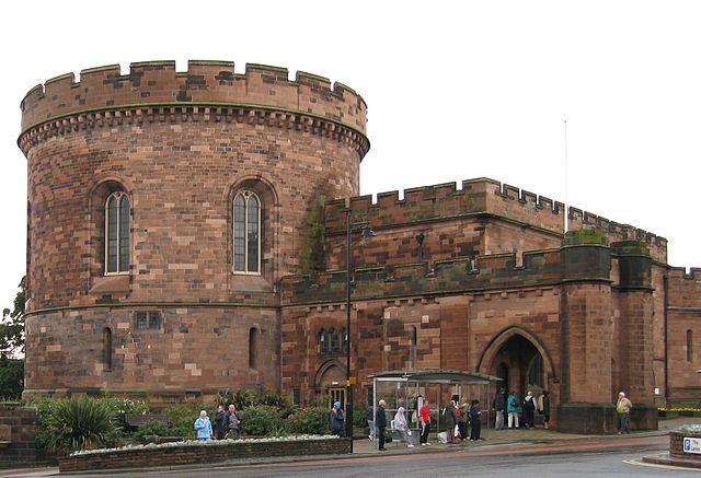 You are browsing images from the article: Carlisle - przygraniczne miasto u zbiegu trzech rzek