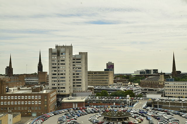 You are browsing images from the article: Coventry - miasto produkcji słynnej, londyńskiej taksówki