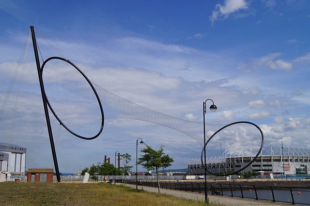 You are browsing images from the article: Middlesbrough - miasto nad rzeką Tees