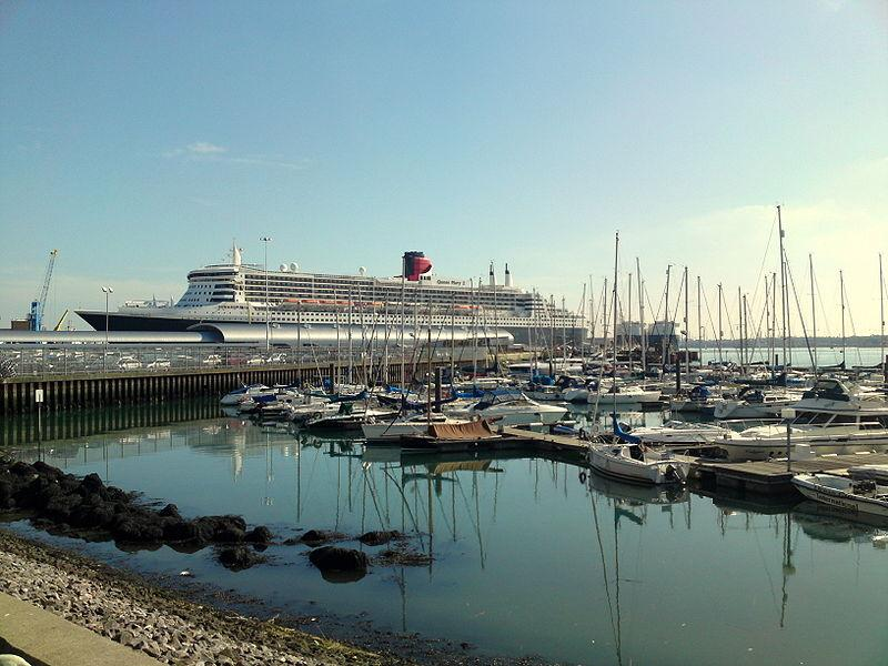 You are browsing images from the article: Southampton - brytyjskie miasto portowe