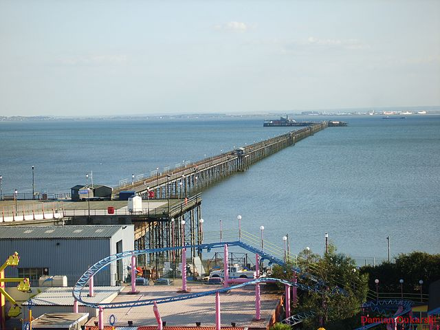 You are browsing images from the article: Southend-on-sea - miasto przy ujściu Tamizy
