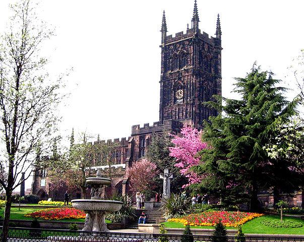 You are browsing images from the article: Wolverhampton - miasto z najstarszą szkołą w Wielkiej Brytanii