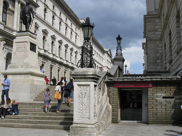 You are browsing images from the article: Churchill War Rooms - wojenna siedziba rządu brytyjskiego