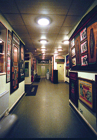 You are browsing images from the article: Cinema Museum - londyńskie muzeum historii kina