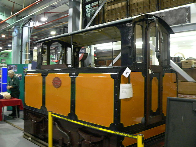 You are browsing images from the article: London Transport Museum - transportowe dziedzictwo brytyjskiej stolicy
