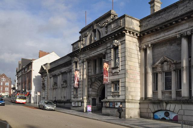 You are browsing images from the article: Plymouth City Museum and Art Gallery - muzeum i galeria sztuki