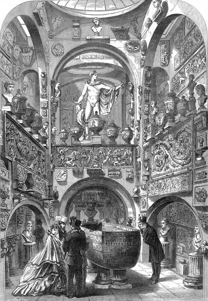 You are browsing images from the article: Sir John Soane's Museum w Londynie - muzeum na cześć słynnego brytyjskiego architekta