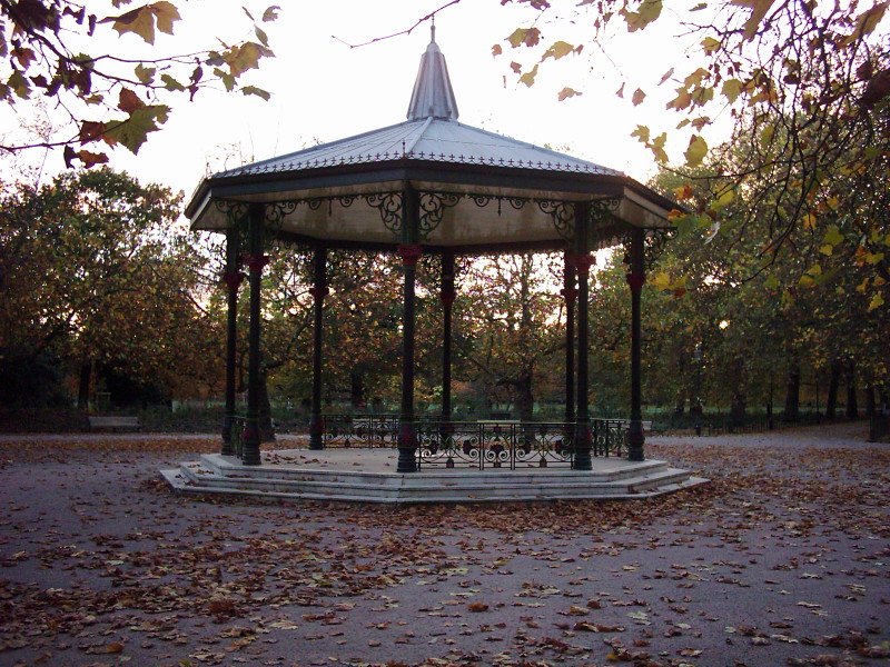 You are browsing images from the article: Battersea Park - park nad południowym brzegiem Tamizy