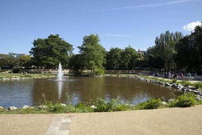 You are browsing images from the article: Bishops Park - park przylegający do dawnej siedziby biskupów