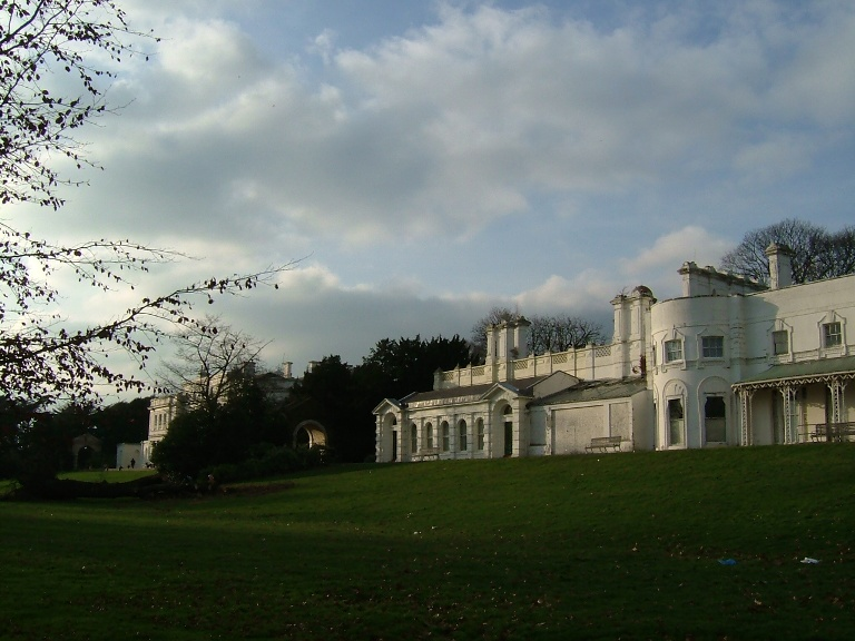 You are browsing images from the article: Gunnersbury Park - piękny park w zachodnim Londynie