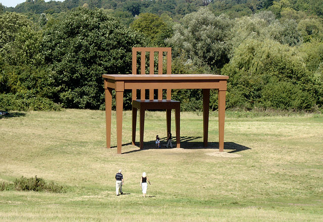 You are browsing images from the article: Hampstead Heath - liczący setki lat park w Londynie