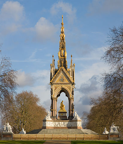 You are browsing images from the article: Kensington Gardens - zielone płuca Londynu