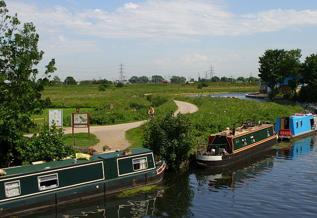 You are browsing images from the article: Lee Valley Park - park z wioską olimpijską