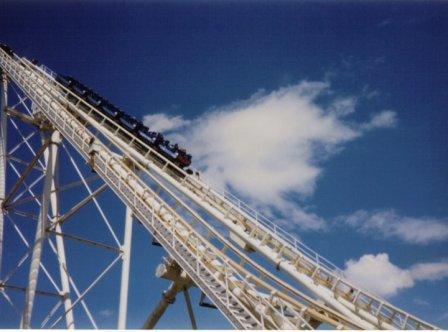 You are browsing images from the article: Camelot Theme Park - park rozrywki i przygody