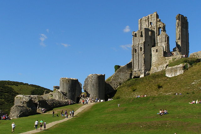 You are browsing images from the article: Isle of Purbeck - nietypowa wyspa na południu Anglii