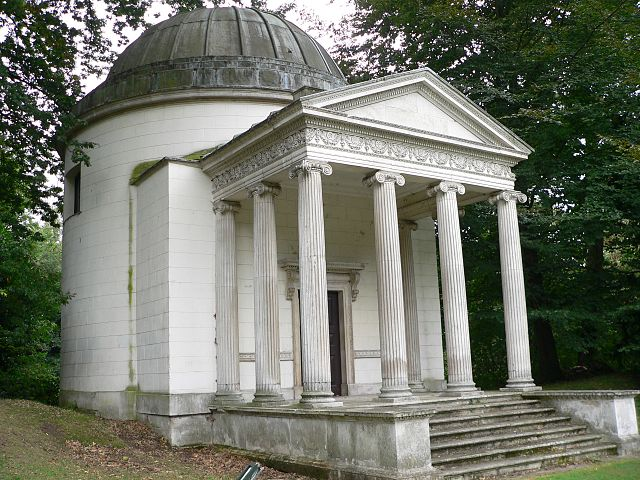 You are browsing images from the article: Chiswick House - dom rodzinny lorda Burlingtona