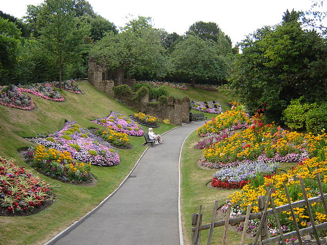 You are browsing images from the article: Guildford Castle - malownicze ruiny zamku z XI wieku