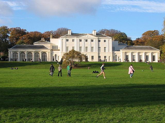 You are browsing images from the article: Kenwood House - XVII-wieczna rezydencja w londyńskim Hampstead Heath