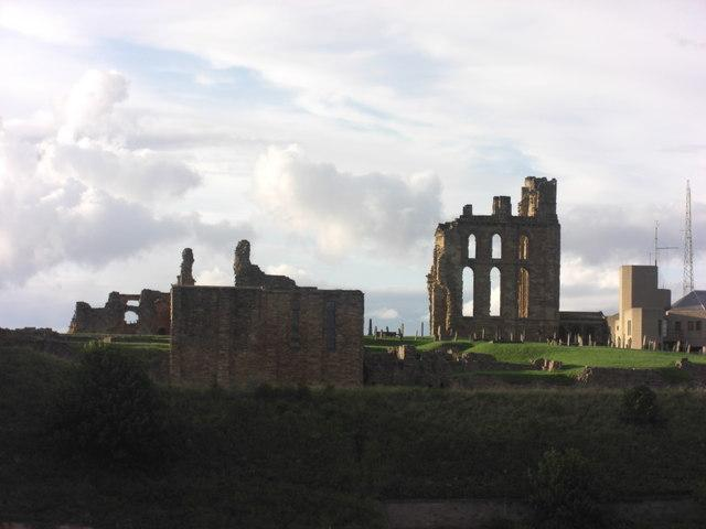 You are browsing images from the article: Tynemouth Priory and Castle - zamek i klasztor w Tynemouth