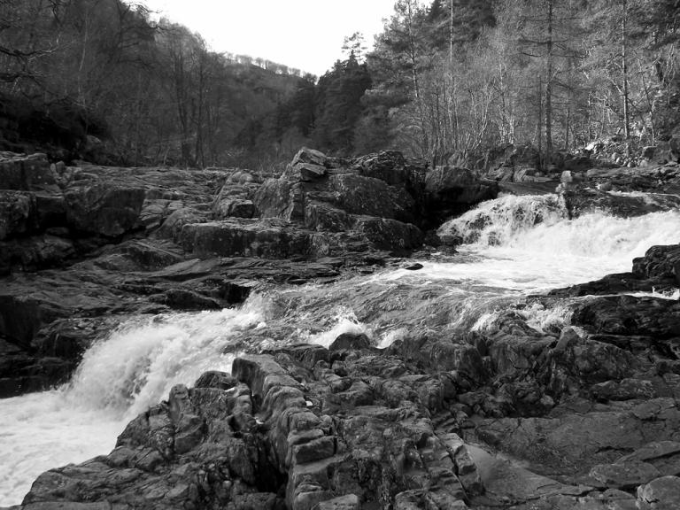 You are browsing images from the article: Szlakiem szkockich wodospadów cz. 2 - zamek Blair Atholl Castle