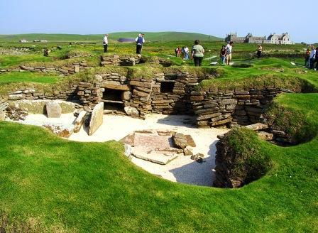 You are browsing images from the article: Skara Brae - prehistoryczna osada i zabytek światowego dziedzictwa UNESCO