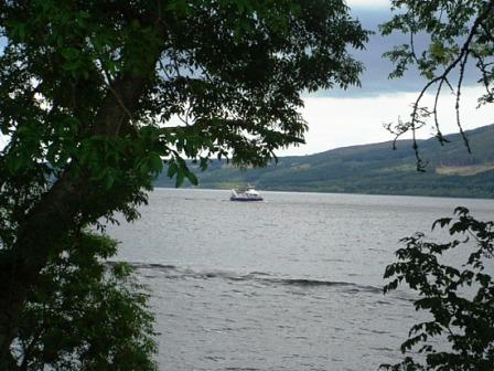 You are browsing images from the article: Jezioro Loch Ness - dom legendarnego potwora Nessie