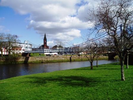 You are browsing images from the article: Dumfries - miasto zwane 'Królową Południa'