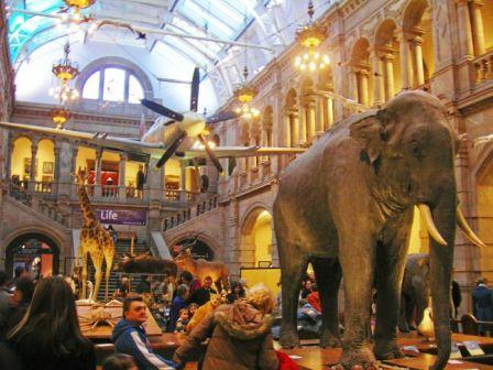You are browsing images from the article: Kelvingrove Art Gallery and Museum - muzeum i galeria sztuki w Glasgow