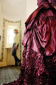 You are browsing images from the article: National Museum of Costume - Narodowe Muzeum Kostiumów w New Abbey