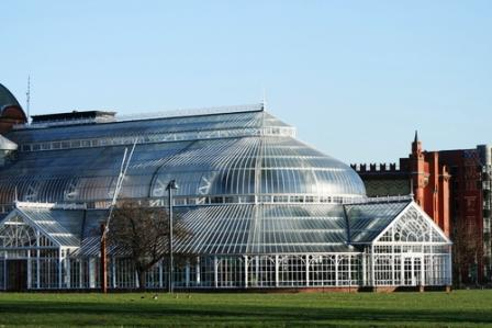 You are browsing images from the article: People's Palace i Winter Garden - muzeum i ogrody zimowe w Glasgow