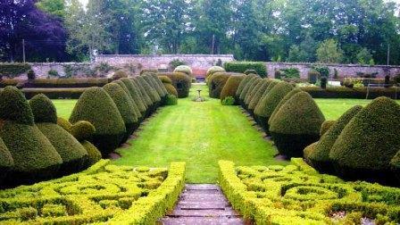 You are browsing images from the article: Drumlanrig Country Estate - miejsce, które zdobyło tytuł 'najlepszego parku w Szkocji'