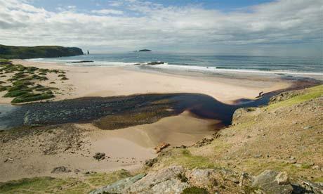 You are browsing images from the article: Sandwood Bay - jedna z najpiękniejszych brytyjskich plaż