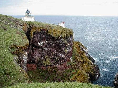 You are browsing images from the article: St Abb's Head National Nature Reserve - rezerwat przyrody i przepiękne klifowe wybrzeże