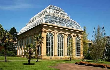 You are browsing images from the article: The Royal Botanic Garden - królewski ogród botaniczny w Edynburgu