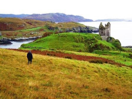 You are browsing images from the article: Isle of Kerrera - wyspa. Spokój i przepiękny krajobraz
