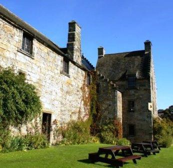 You are browsing images from the article: Aberdour Castle - jeden z najstarszy zamków w Wielkiej Brytanii