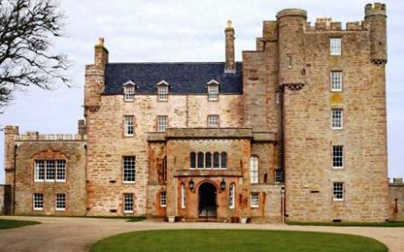 You are browsing images from the article: Castle of Mey (Barrogill Castle) - XVI wieczna twierdza i rezydencja królewska