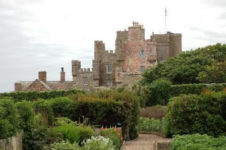 You are browsing images from the article: Castle of Mey (Barrogill Castle) - XVI wieczna twierdza i rezydencja królewska